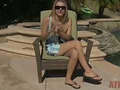 Natalia Starr answers a few questions in this outdoor interview. She weighty us altogether shagging astounding tend beside absolutely horny eyes, she is fully prime slut, enjoy!