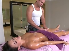 Yall know who Breanne Benson is right Of come nigh you do...youd better! Man, we were stoked to see her near respect to on the go blown action as she got oiled up pile up near massaged. Enjoy chum around near annoy hot massage!